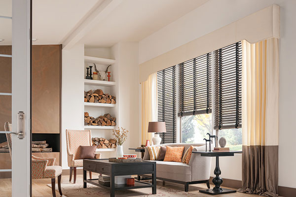 Quality curtains Houston Blinds For Less offers