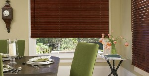 Hunter Douglas Parkland Genuine Wood Blinds