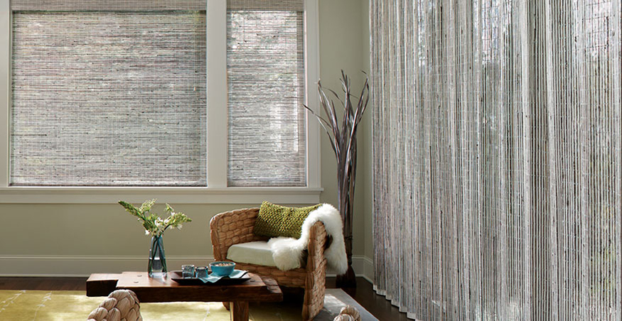Hunter Douglas Provenance Woven Wood Shades